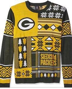 NFL Green Bay Packers Sweater Team Apparel Sz XL
